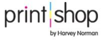 Harvey Norman Print Shop