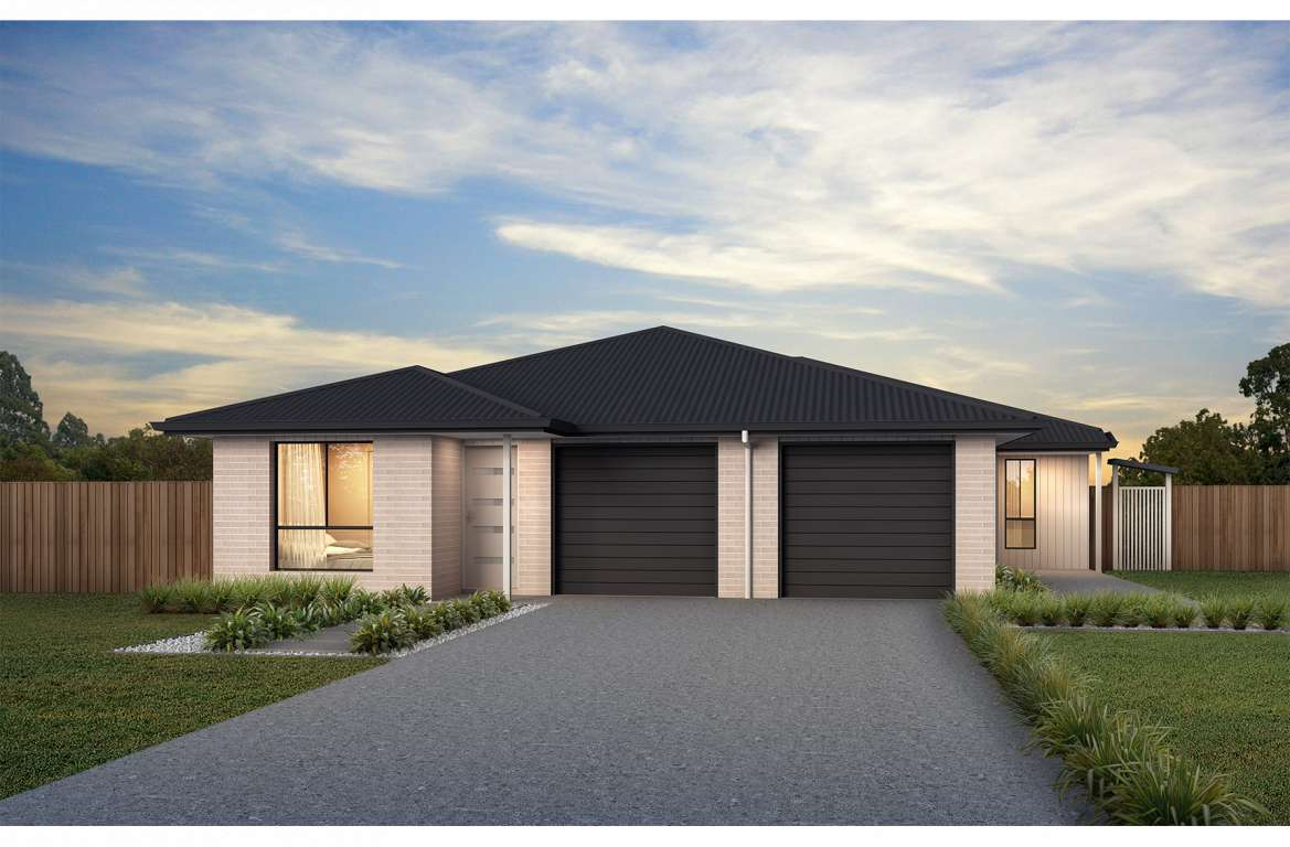 Duplex Available With Equity Uplift