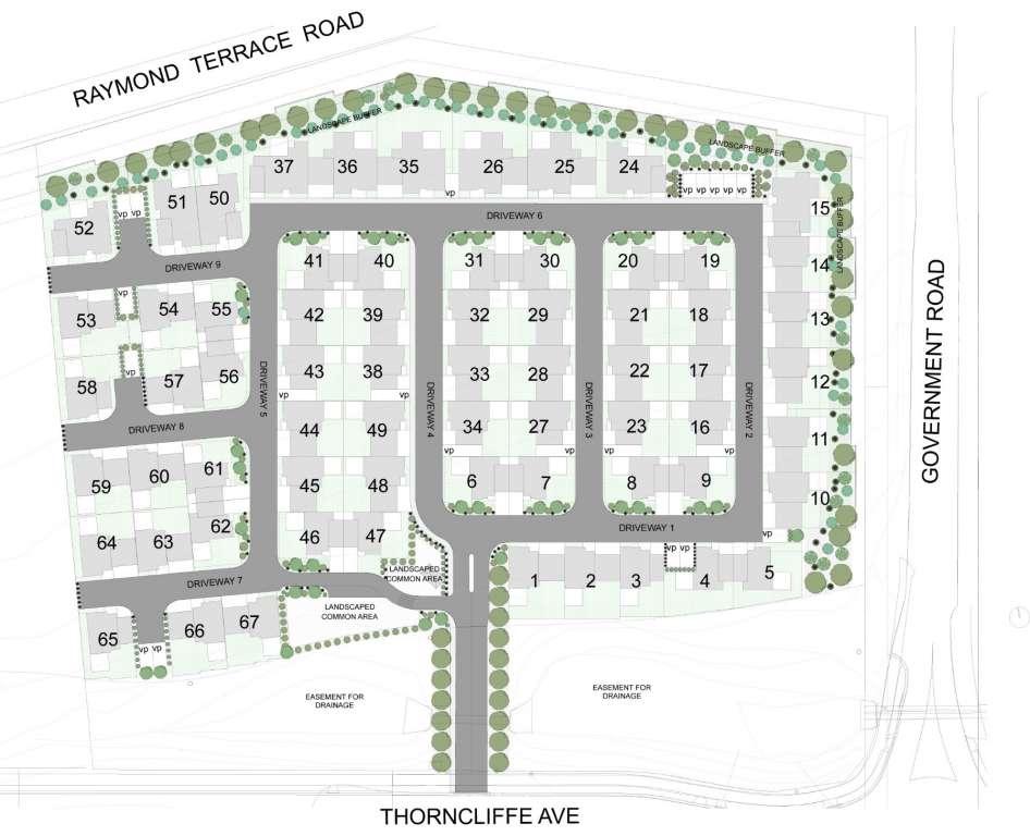 Chisholm Gardens Estate Thornton