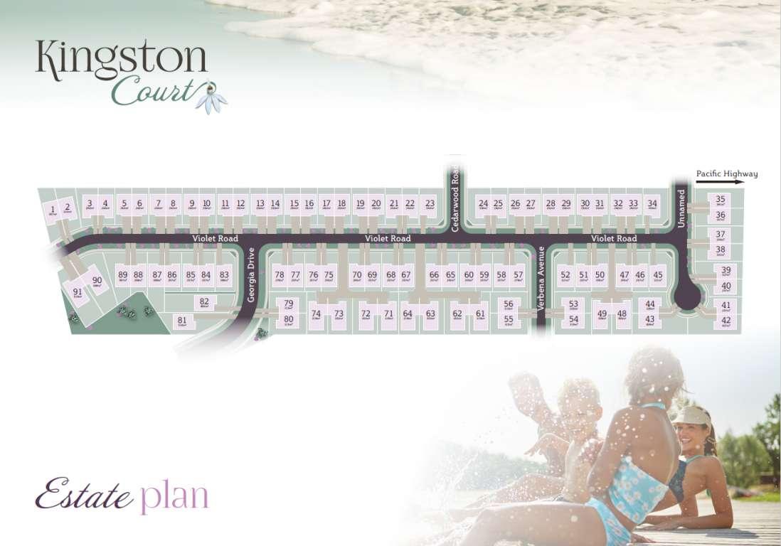 Kingston Court Estate Hamlyn Terrace