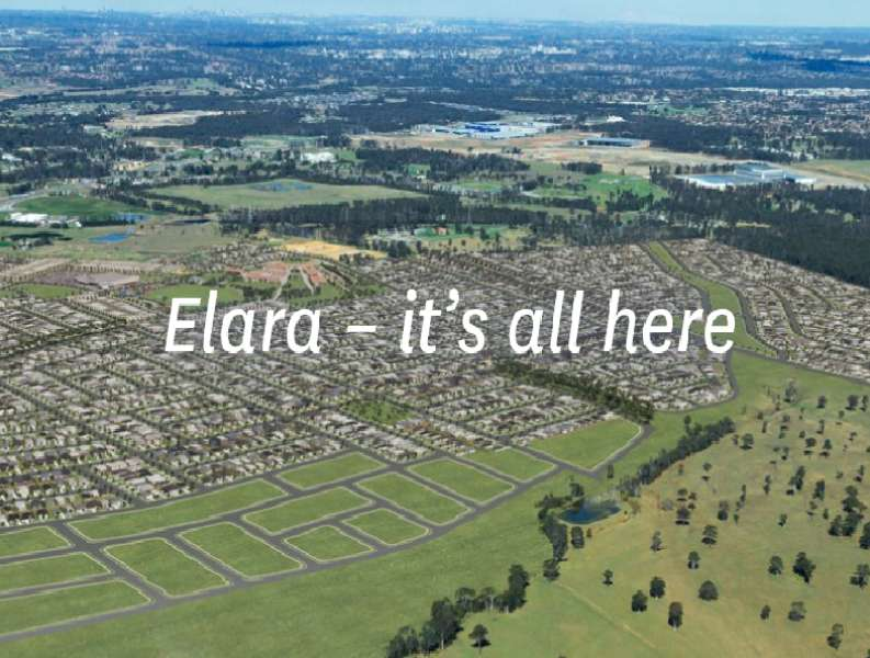 Elara Estate Marsden Park