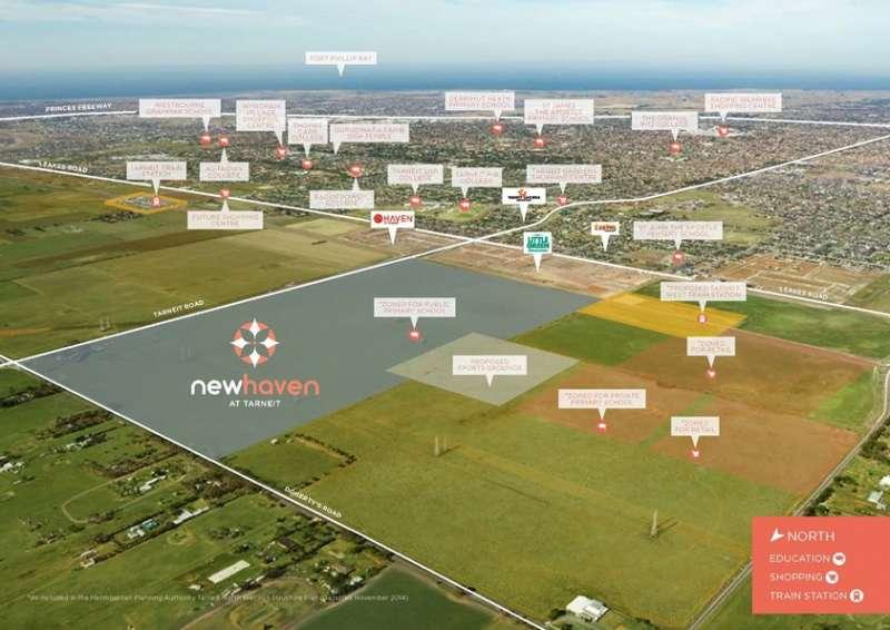 Newhaven Estate Tarneit