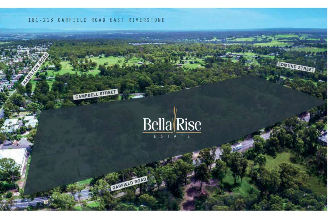 Bella Rise Estate Riverstone