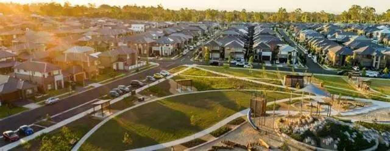 Austral Green Estate Leppington