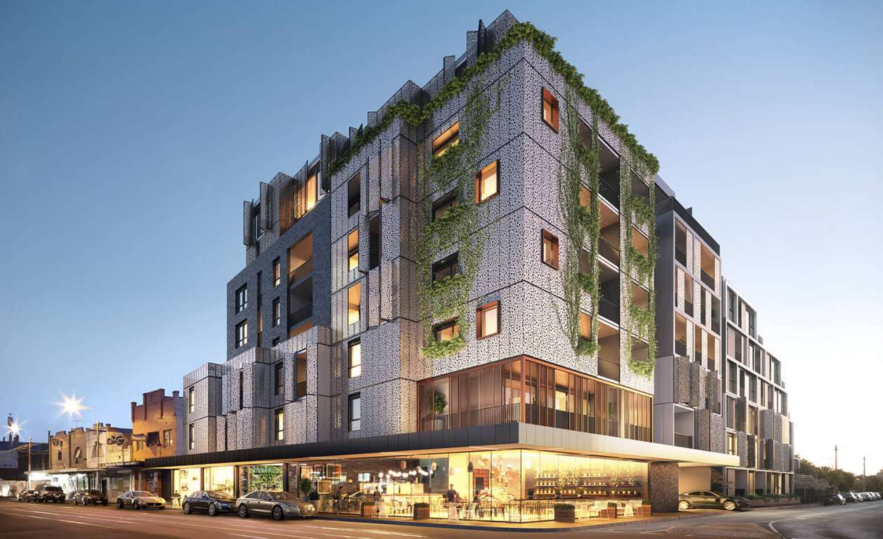 Pace Of Northcote Apartments