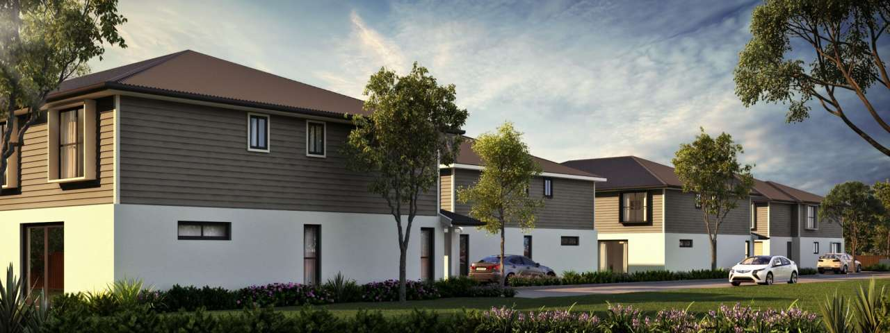 Off Market Brand New 4 Bedroom Townhouses