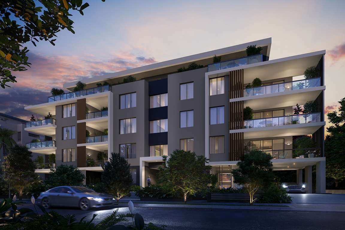 Oasis Apartments Wentworthville