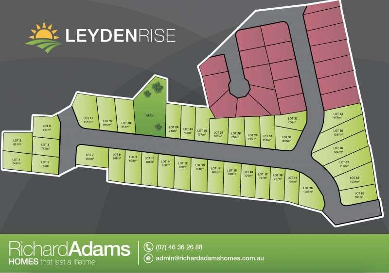Leyden Rise Estate Oakey