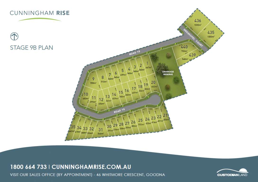 Cunningham Rise Estate Goodna
