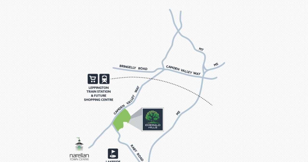 Emerald Hills Estate Leppington