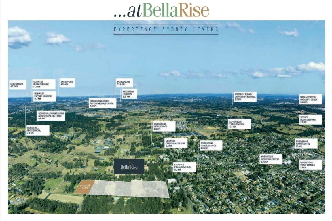 Bella Rise Estate Riverstone