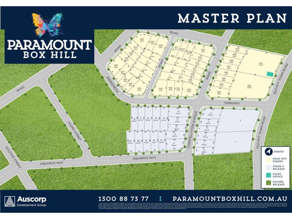 Paramount Estate Box Hill