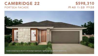 Lot 3141 Larapinta Entrance, Werribee, VIC