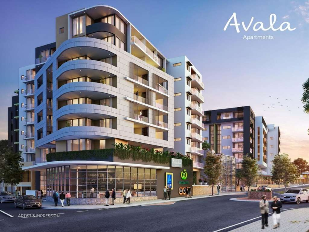 Avala Apartments Miller