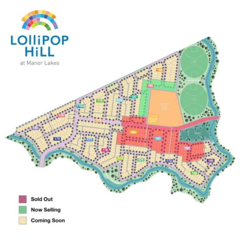 Lollipop Hill Estate Manor Lakes