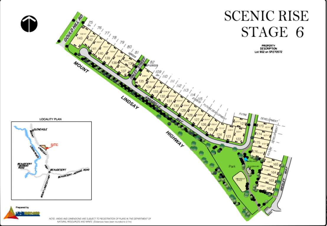 Scenic Rise Estate Beaudesert