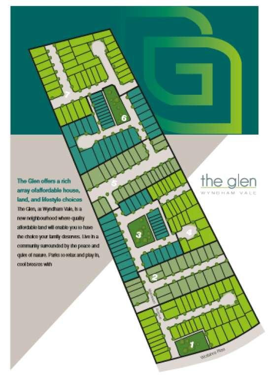 The Glen Estate Wyndham Vale