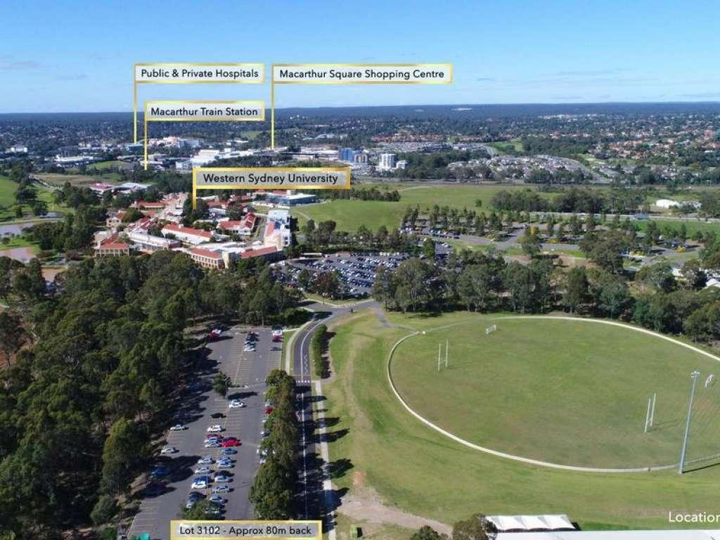 Macarthur Heights Estates Campbelltown