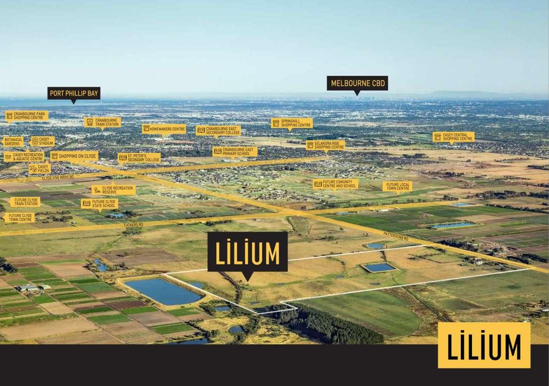 Lilium Estate Clyde North