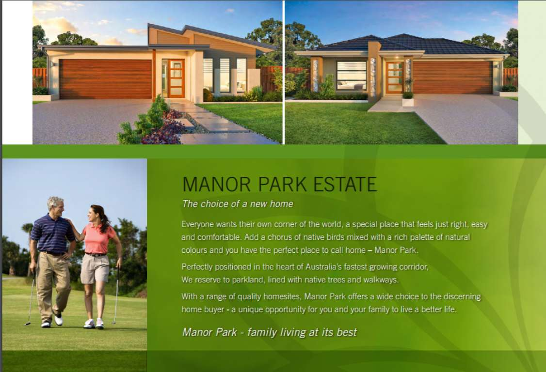 Manor Park Estate Pimpama