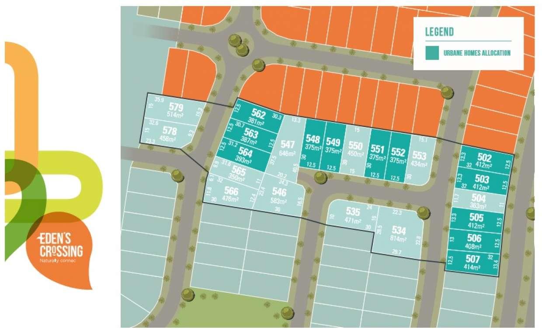 Edens Crossing Estate Redbank Plains