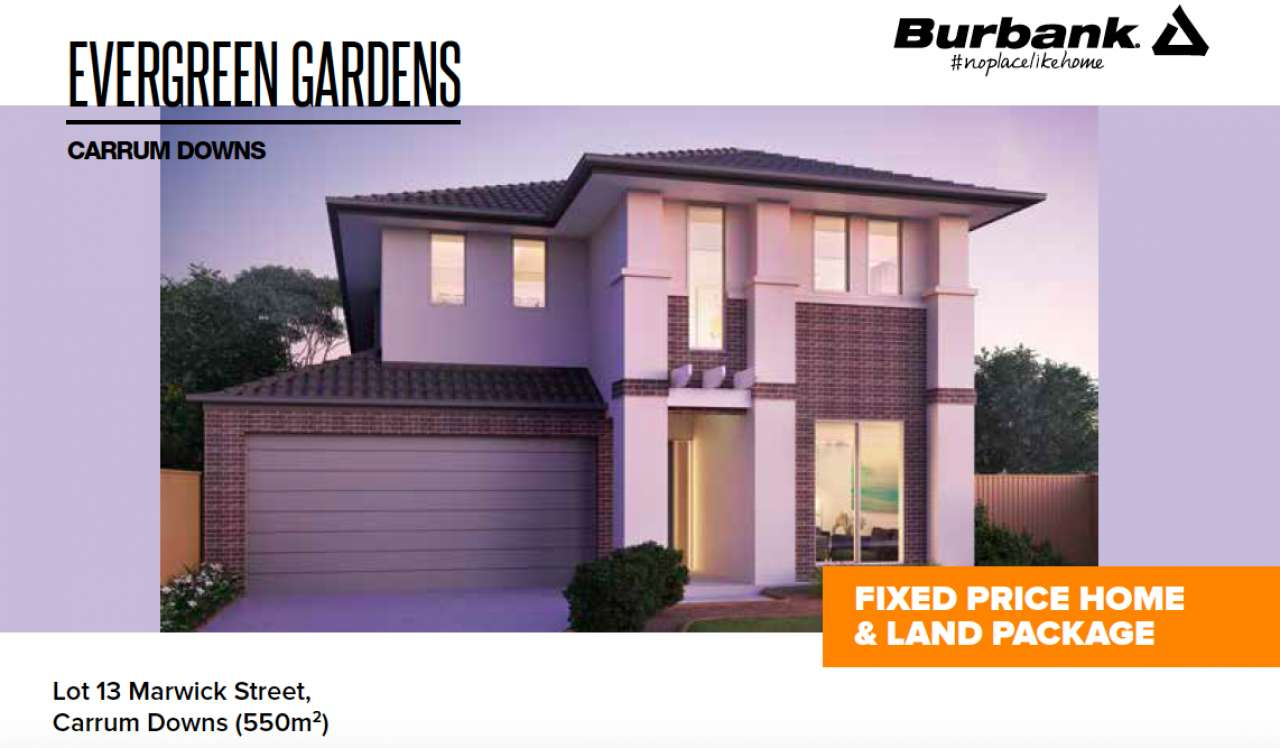 Evergreen Garden Estate Carrum Downs