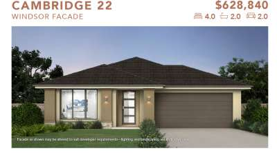 Lot 3113 Larapinta Entrance, Werribee, VIC