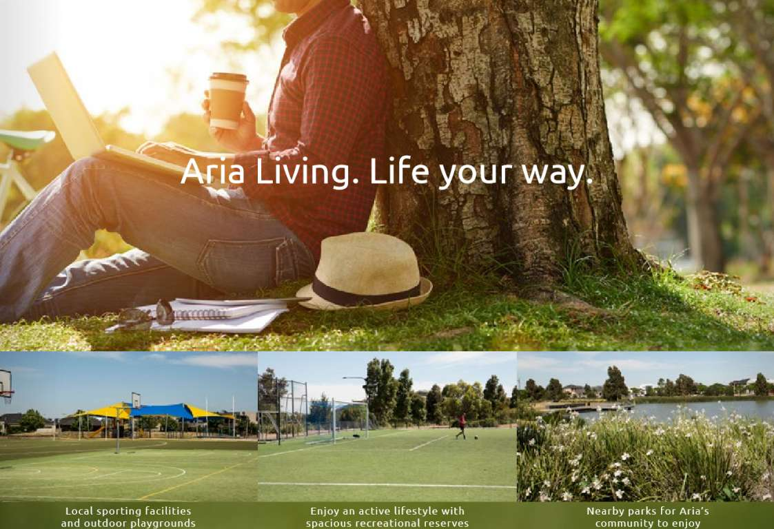 Aria Living Estate Plumpton