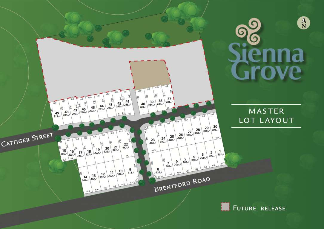 Sienna Grove Estate Richlands