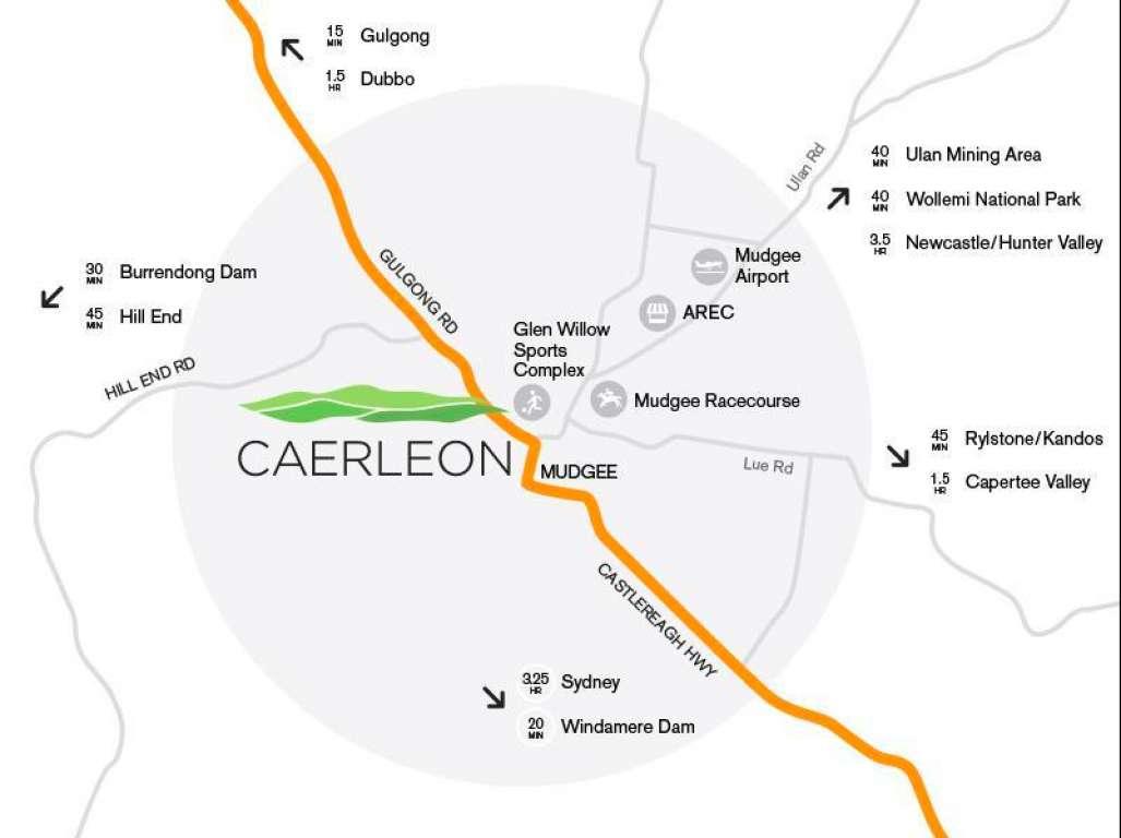 Caerleon Estate Mudgee
