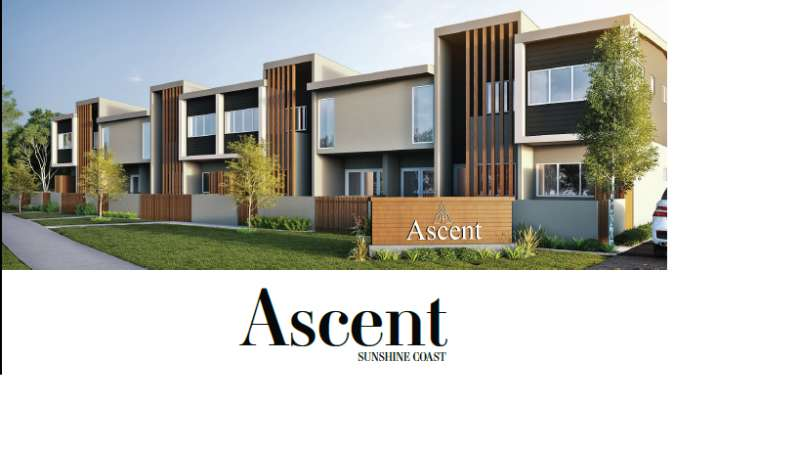 Ascent Townhouses Sunshine Coast