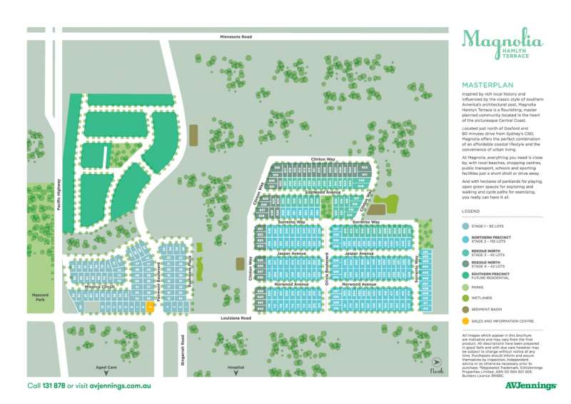 Magnolia Estate Hamlyn Terrace