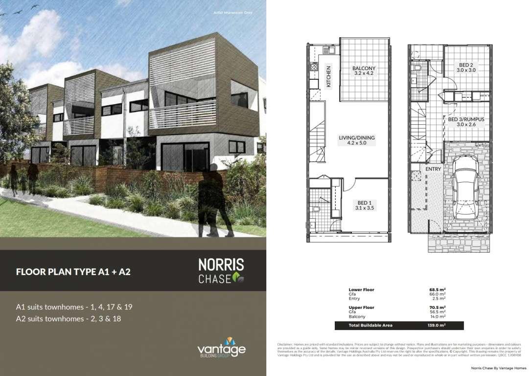 Norris Chase Estate Bracken Ridge