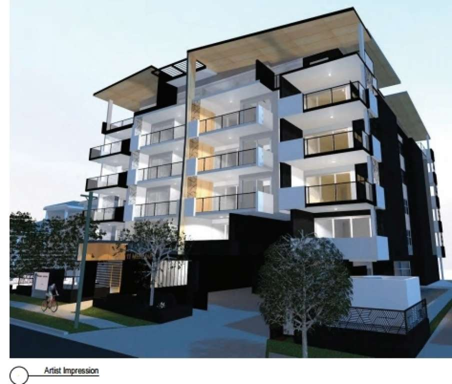 Chermside 43 Apartments DA Approved Vacant Possession.