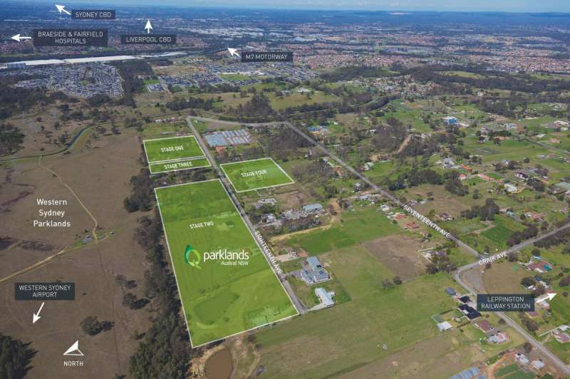 Parklands Estate Austral