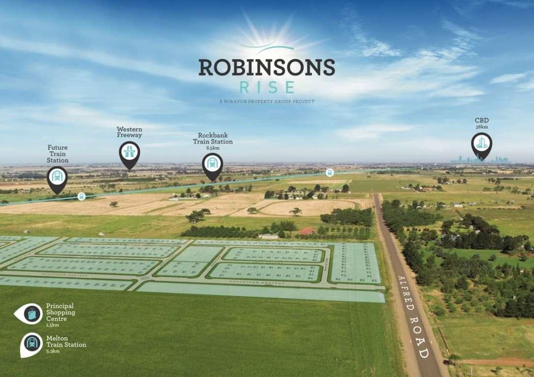 Robinsons Rise Estate Melton