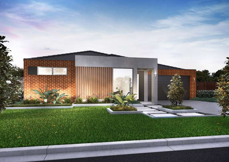 16 Belcombe Loam Design Mercer Facade Luxton Homes