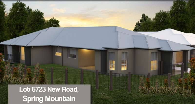 Lot 5723 New Road, Spring Mountain, QLD, 4124