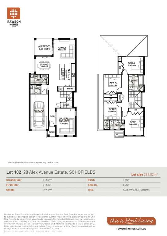 28 Alex Avenue Estate Schofields