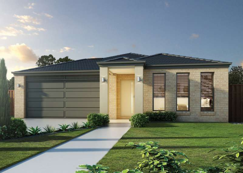 Flinders 19 Design Holt Facade Hermitage Homes