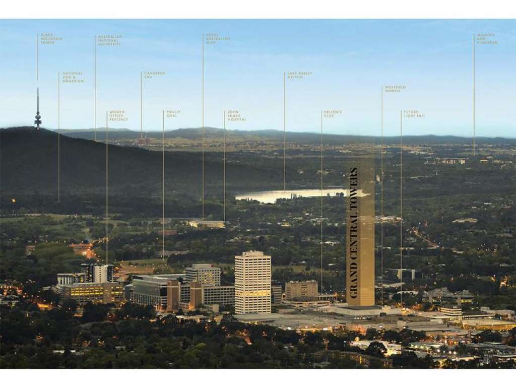 Grand Central Towers - Visit the Sky Display Gallery on Level 6, 15 Bowes Street, Phillip