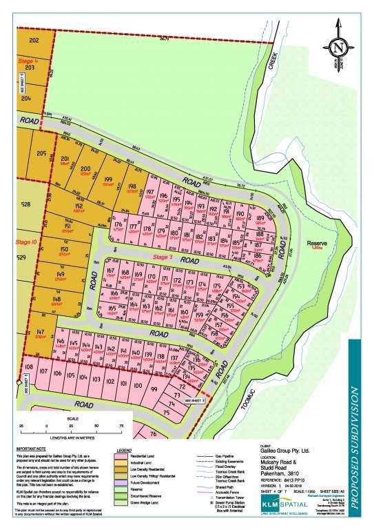Mount Pleasant Estate Pakenham (Land + Build)