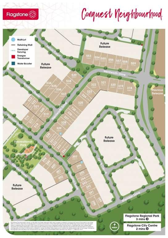 Flagstone Rise Estate Jimboomba