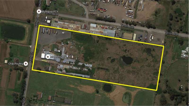 Raw Site For Sale in Austral