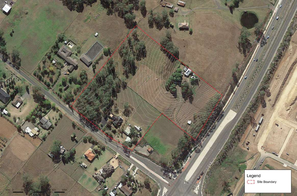 DA Approved Site For Sale Leppington