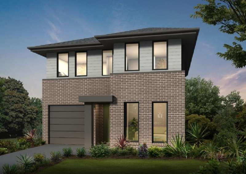 Huntley 27 Design Classic Facade Rawson Homes