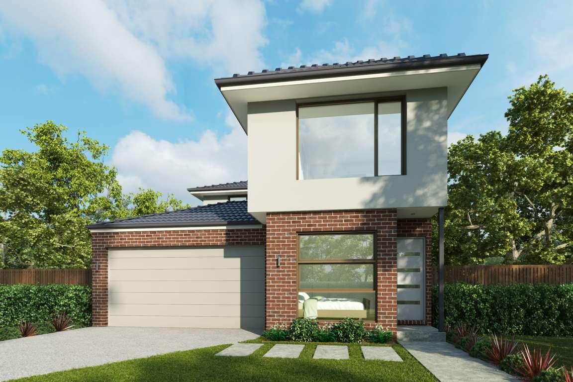 Bliss 10.5 Design Modern Facade Nostra Homes