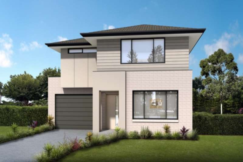 Acton 23 Design Classic Facade Rawson Homes