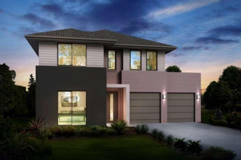 Benham 24 Design Classic Facade Rawson Homes