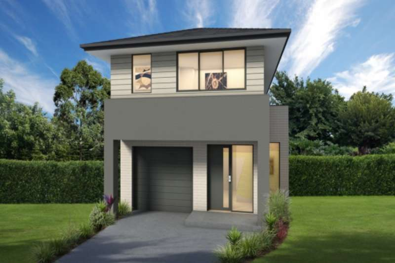 Ellerston 22 MKI Design Classic Facade Rawson Homes